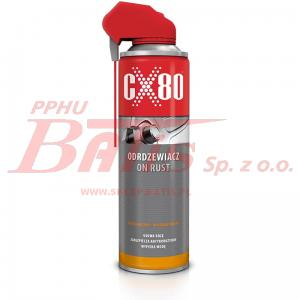 ODRDZEWIACZ cx80 ON RUST  DUO-SPRAY 500ML CX-80
