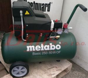 SPRĘŻARKA metabo KOMPRESOR BASIC 250-50 W OF 50L