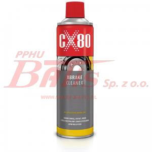 ZMYWACZ cx80 DO HAMULCÓW X-BRAKE CLEANER 500ml CX80